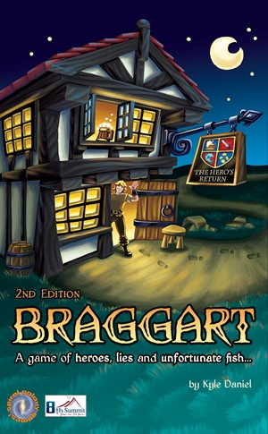 Braggart Card Game